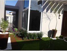Projeto visando gramado sempre verde em região de seca. Nordeste do Brasil.