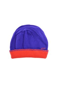 Kenzo Kids - двухцветная шапка с фирменной вышивкой http://oneclub.ua/shapka-16296.html#product_option75