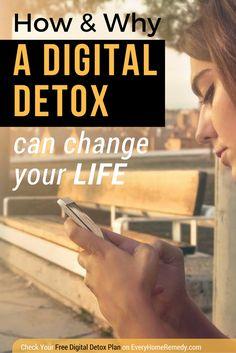 Your Digital Detox Plan: Less Stress, More Focus & More Energy  