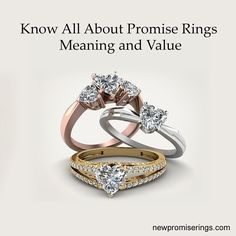 Is your anniversary or his birthday coming up? Are you ready to step into a serious relationship and make a big promise? If yes, you should buy promise rings for him from our website.
