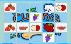 Cartoni animati per bambini: Giochi per bambini! Margherita e La frutta Giochi per bambini! Età preschool! Mangiare la frutta è importantissimo per crescere sani e forti… e se lo dice Margherita è sicuramente vero! I bambini a turno, scoprono due carte e se queste sono u #cartonianimati #ciboperbambini