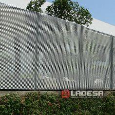 Bienvenidos a Ladesa, el Metal Desplegado y Metal Perforado de México