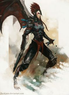 beckjann dark_eldar scourge