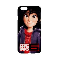 BIG HERO 6 HIRO iPHONE 5S/5C/4S/6 CASES FOR ONLY $16.99 http://www.blujay.com/?page=profile&profile_username=officer1963