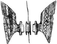 пцре Irish Clothing, Irish Warrior, Viking Axe, Battle Axe, Dark Ages, Historical Pictures, Sith, 17th Century, Archaeology