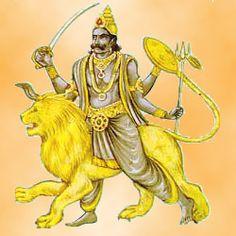 THE HINDU GOD राहू Rahu राहू, आरोही / उत्तर चंद्र आसंधि के देवता हैं।  राहु, राक्षसी सांप का मुखिया है जो हिन्दू शास्त्रों के अनुसार सूर्य या चंद्रमा को निगलते हुए ग्रहण को उत्पन्न करता है । चित्रकला में उन्हें एक ड्रैगन के रूप में दर्शाया गया है  जिसका कोई सर नहीं है और जो आठ काले घोड़ों द्वारा खींचे जाने वाले रथ पर सवार हैं।  वह तमस असुर है जो अराजकता में किसी व्यक्ति के जीवन के उस हिस्से का पूरा नियंत्रण हासिल करता है।  राहू काल को अशुभ माना जाता है।