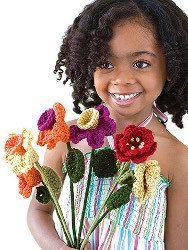92 Crochet flores para fazer | AllFreeCrochet.com