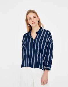 fcc785b913931 33 mejores imágenes de camisa de rayas