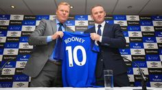 Wayne Rooney: 'I am not coming to a retirement home' in return to Everton