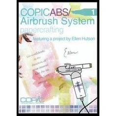 COPIC Airbrush Systems Vol. 1, ABS Papercrafting DVD -