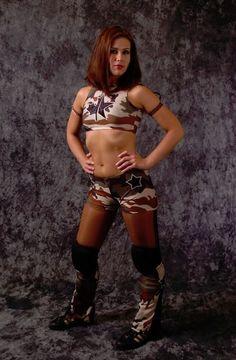 Womens Pro Wrestling: Allison Danger - Womens Pro Wrestling
