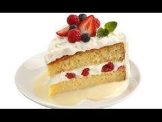 Receta Pastel De Tres Leches Bien explicado (1ra Parte) - Madelin's Cakes - YouTube