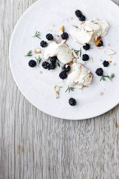 Meringue and berries | The Lifestyle Edit