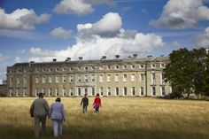 Petworth House in West Sussex