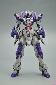 HGBF 1/144 Denial Gundam - Customized Build     Modeled by Boy Alexi