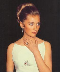 Queen Paola Ruffo di Calabria of Belgium