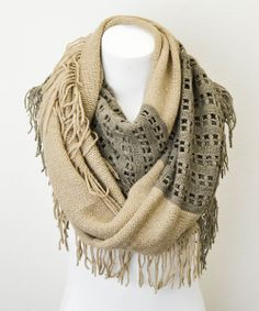 Leto Collection Infinity Scarf