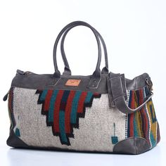 Oaxacan Duffle (one of many different colors) from Will Leather Goods.