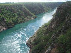 Canion do Rio São Francisco - Alagoas