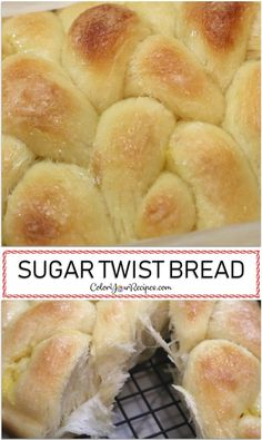 This soft and cottony sugar twist bread are the best treat ever…they are a light version of brioche…same richness, full flavor with much less calories. Bread Recipes, Baking Recipes, Ww Recipes, Sweet Bread Dough Recipe, Sugar Twist, Bread Twists, Sugar Bread, Biscuit Bread, Cooking Bread