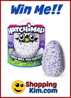 Who Wants To Win A Hatchimals?