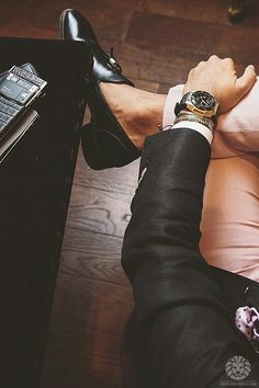 That watch though