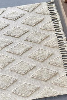 Wool Rugs - Buy handwoven wool rugs online - The Rug Republic Sharp Objects, Buy Rugs, Rugs Online, Diamond Pattern, Wool Rugs, Hand Weaving, Shopping, Wool Area Rugs, Hand Knitting