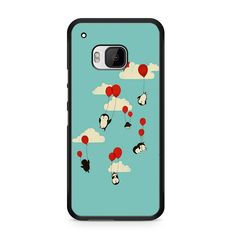 Penguin Balloon H... on our store check it out here! http://www.comerch.com/products/penguin-balloon-htc-one-m9-case-yum9918?utm_campaign=social_autopilot&utm_source=pin&utm_medium=pin