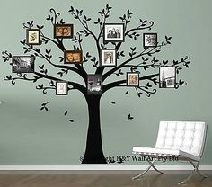 69386 household-items Family Tree Removable Wall Sticker Vinyl Decal Home Decor Art Mural Branch Photo  BUY IT NOW ONLY  $64.99 Family Tree Removable Wall Sticker Vinyl Decal Home Decor Art Mural Branch Photo...