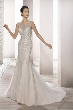 e56c6875470b Νυφικά Φορέματα Demetrios Collection - Style 696 Top Wedding Dress  Designers