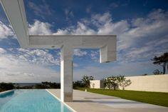 Jeju House by Alvaro Siza, Carlos Castanheira & Kim Jong Kyu | Ozarts Etc