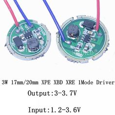 10PCS 3W LED driver 16mm/20mm DC3.7V 1 Mode LED Flashlight Driver for CREE XRE-Q5/XPE XP-E /XBD XB-D all kind of 3W LED Light  Price: 9.00 & FREE Shipping  #tech|#electronics|#gadgets|#lifestyle