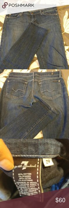 For All Mankind, Size 29 Roxanne Size 29, excellent condition Jeans Skinny