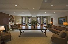 Criswell Center at First Baptist Dallas by GFF! We like it. Find more inspiration at http://www.delightfull.eu