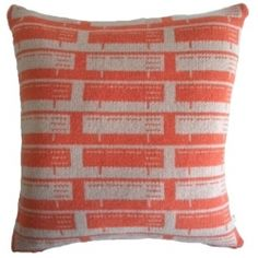 Designer UK made kitted cushion in spice - yum ! #spring