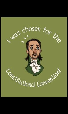 Hamilton, I love the way he says this with a childish fascination. :)