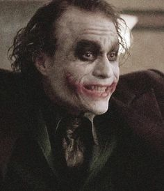 Joker Dark Knight, The Dark Knight Trilogy, Joker And Harley, Harley Quinn, Health Ledger, Joker Images, Heath Ledger Joker, Daddys Lil Monster, Batman Universe