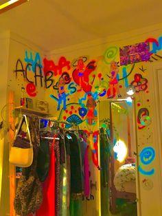 Dream Rooms, Dream Bedroom, My New Room, My Room, Indie Room, Indie Kids, Cool Kids Rooms, Grunge Room, Room Posters