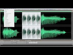 Mike Russell from Music Radio Creative shows you how to produce a vocal stutter effect in Adobe Autition.