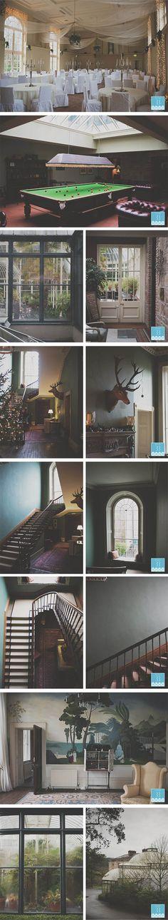 Interiors of #Kilshane House