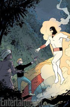Os personagens do universo de Hanna-Barbera estão de volta pela DC Entertainment, pelas mãos de Dan DiDio e muitos roteiristas e ilustradores respeitados como Jim Lee - Future Quest