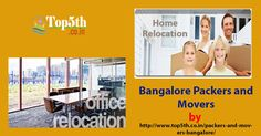 #Bangalore Packers and Movers – How you can Shift Internationally by #Top5th