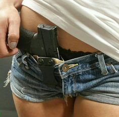 A great concealed carry shot