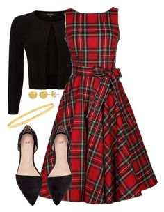 """""""Teacher Outfits on a Teacher's Budget 250"""" by allij28 ❤ liked on Polyvore featuring Phase Eight and HMY Jewelry"""