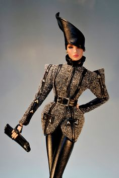 HJ Couture: Challenge #3 for CDCC