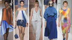 The Biggest Trends from the Spring 2016 Runways. These are the recurring themes we saw from New York to Paris.