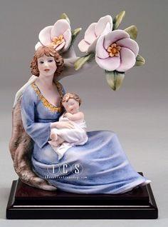 Giuseppe Armani Blossoms 2076C. #GiuseppeArmani #Figurine.