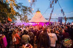 Zweedse Tenten op PARK AM SEE 2015