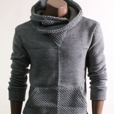 awesome pullover.... (I want this pattern now, so i can knit this for myself and my boyfriend!)