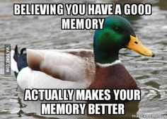 A psychologist friend told me this and after 2 months I have to say it works